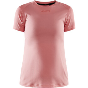 Craft ADV Essence SS Slim Tee Women coral